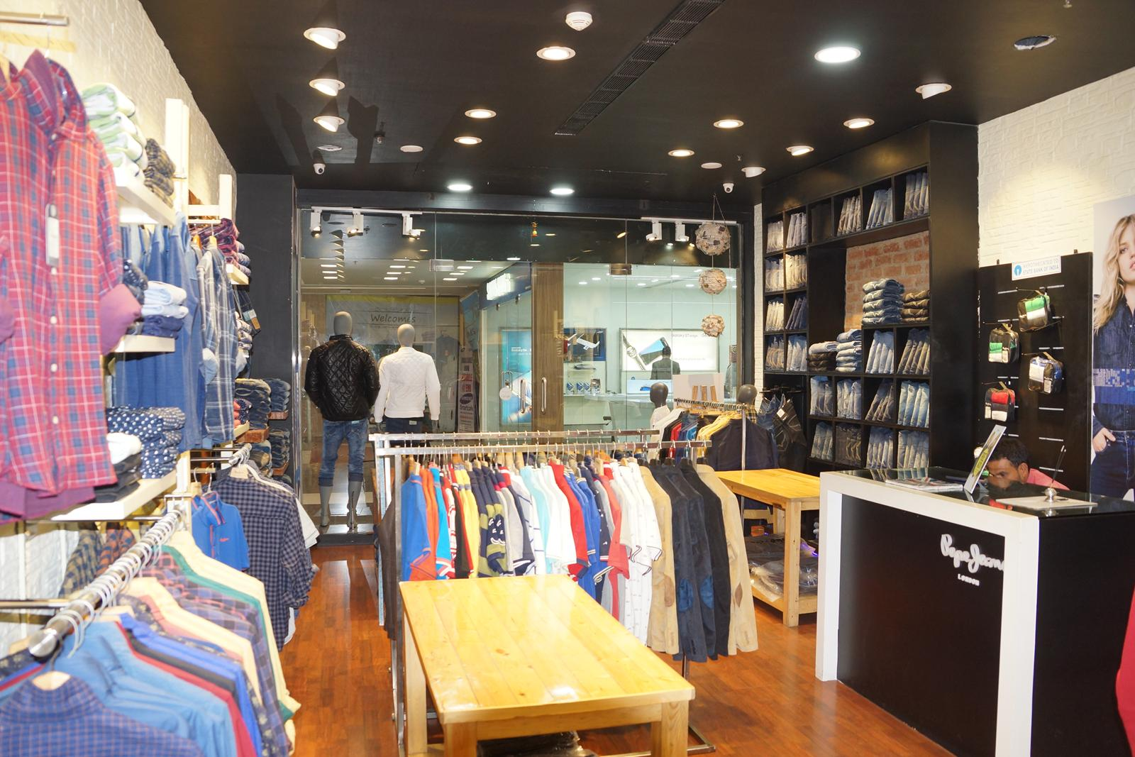 Pepe jeans showroom pepe jeans with pepe jeans showroom - Pepe jeans showroom ...