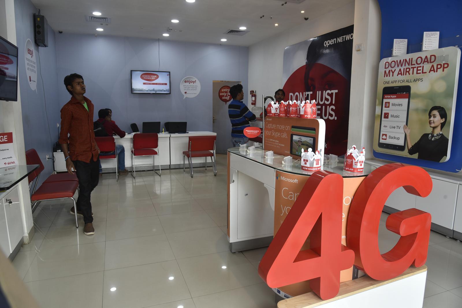 Airtel – Bokaro Mall