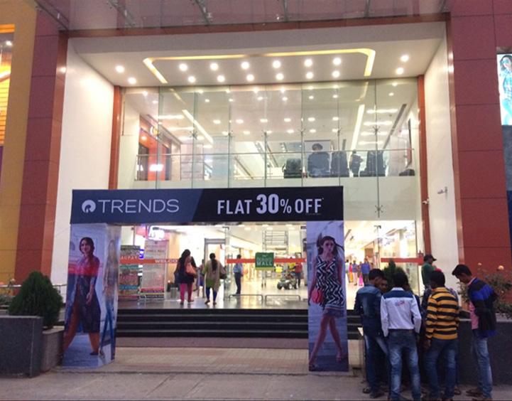 Space Branding Bokaro Mall