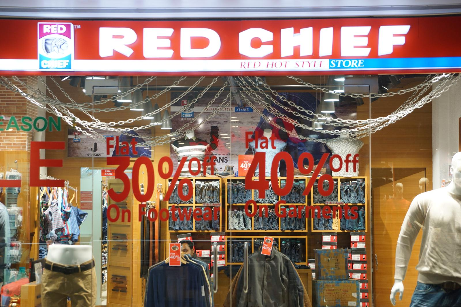 red chief shop near me